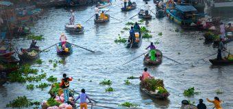 Du lịch sinh thái Đồng Bằng Sông Cửu Long