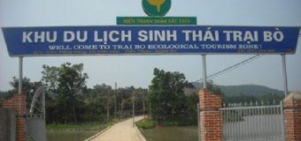 Khu du lịch sinh thái Trại Bò – Diễn Lâm Nghệ An