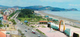 Bãi biển thơ mộng Diễn Thành, Nghệ An