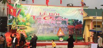 Độc đáo lễ hội Trò Chiềng Thanh Hóa
