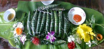 Bánh răng bừa đặc sản xứ Thanh